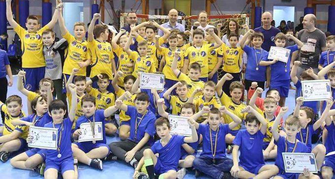 Trei jucători de la centrul de copii și juniori al Potaissei Turda convocați la loturile naționale