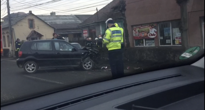 Video: Accident rutier langa Dedeman Turda