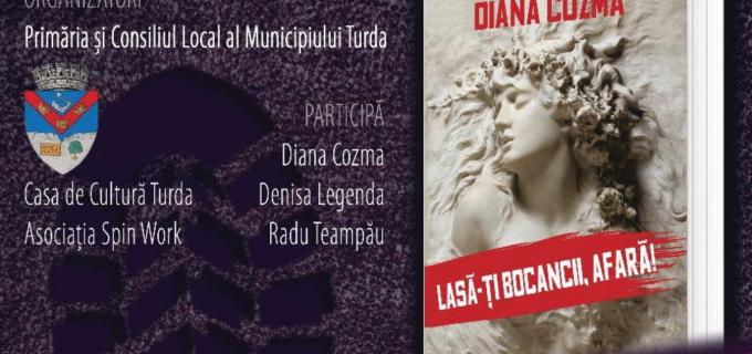 Casa de Cultură Turda vă invită la un eveniment care reunește trei momente ce se înscriu în sfera literaturii și a filmului