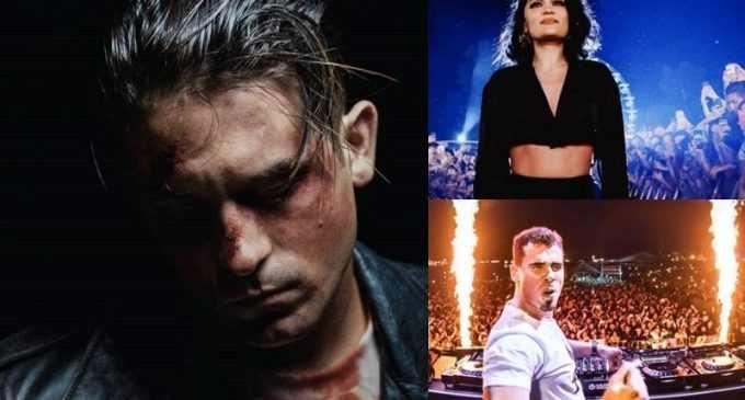 Primii artiști anunțați la NEVERSEA 2019 din Constanța! G-EAZY și Jessie J, printre headlineri!