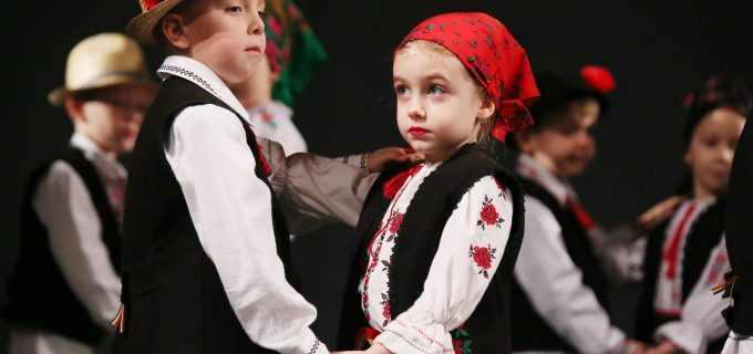 Foto/VIDEO: Preselectie ANSAMBLU FOLCLORIC Turda