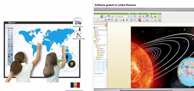 """""""Dotarea sălilor de clasa cu table interactive"""", proiect depus pe TurdaDecide.ro de către Consilierul Local Marius Riter"""