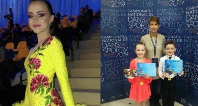 4 dansatori din Turda și Câmpia Turzii au devenit componenti ai Lotului National al României!