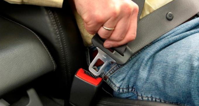 Atentie la centura de siguranță! Poliția Rutieră demarează în această săptămână acțiunea SEATBELT