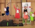 24 de medalii obtinute în weekend de sportivii Clubului de Dans Sportiv Potaissa Turda