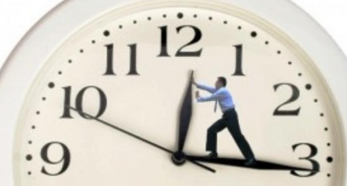 ATENTIE! În această noapte se schimbă ceasul – ORA DE VARĂ 2019