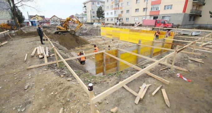 Pas important înspre realizarea blocului ANL de pe strada Zambilelor