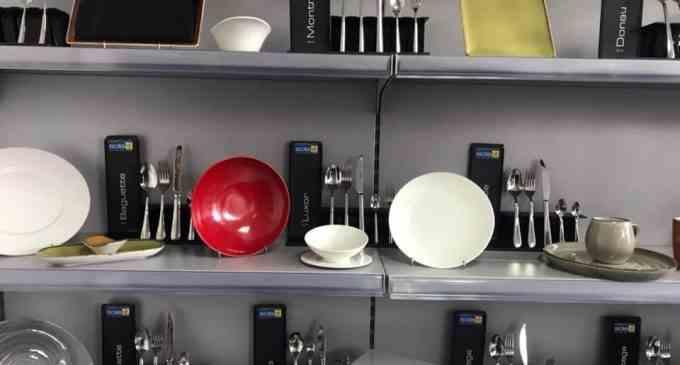 Foto/VIDEO: La Câmpia Turzii a fost inaugurat primul showroom specializat în produse HoReCa