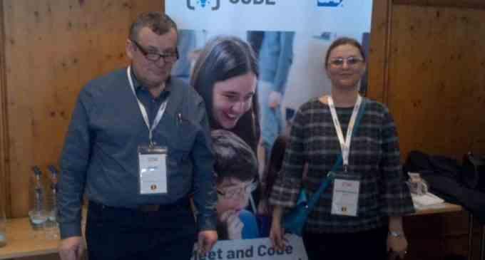 """Școala Gimnazială """"Teodor Murășanu"""" a câștigat premiul I la categoria Kick and Code + 2.500 Euro"""