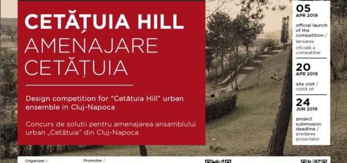 Cluj  – A fost lansat oficial Concursul internațional de soluții pentru Cetățuie