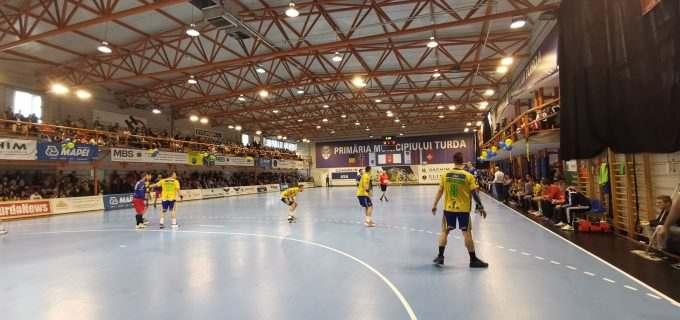 Potaissa Turda s-a impus în primul meci din play-off! Potaissa 36-30 Steaua București