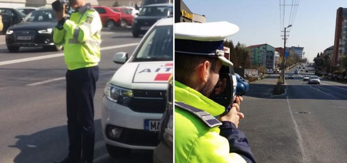 Politia Romana scoate 330 de radare pe drum in minivacanta de Rusalii