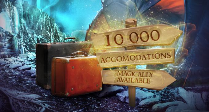 10.000 DE NOI LOCURI DE CAZARE, DISPONIBILE PENTRU UNTOLD 2019!