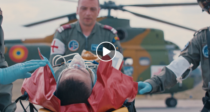"Imagini spectaculoase de la exercitiul NATO ""Vigorous Warrior 19"", la Baza 71 Aeriană"