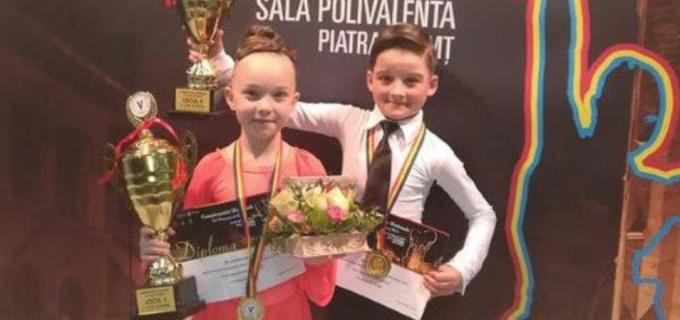 Clubul de Dans Sportiv Potaissa Turda a participat la Campionatul National. Vezi aici rezultatele