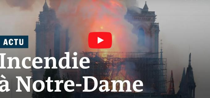 FOTO: Cum arată Catedrala Notre-Dame din interior, devastată de incendiu
