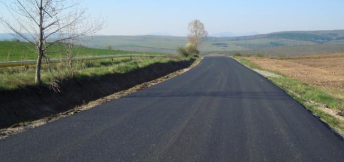 A fost finalizată asfaltarea drumului județean 103M Vâlcele – Rediu – Aiton