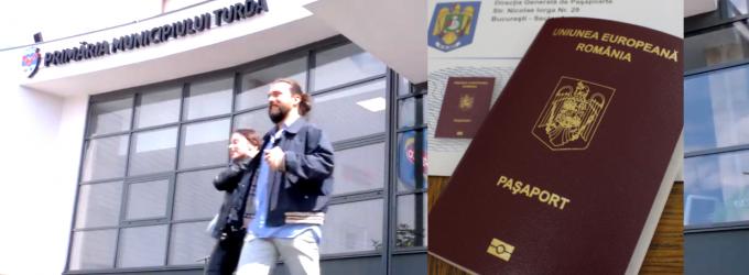 Începând cu data de 24 aprilie, toți cetățenii Turzii vor putea beneficia de serviciul de pașapoarte la Turda