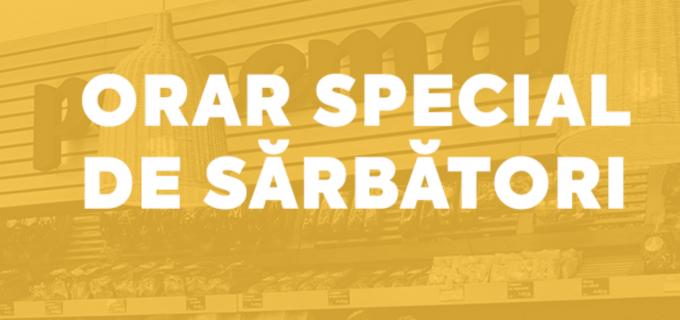 Panemar Turda – Program SPECIAL de SĂRBĂTORI