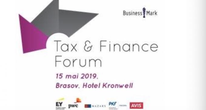 BusinessMark te invită la Tax & Finance Forum Brașov