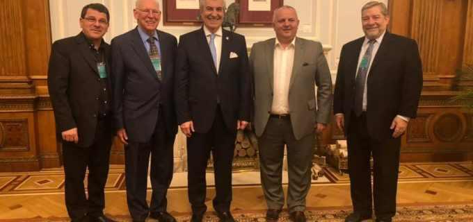 Avram Gal a fost numit consilier în cadrul Ministerului Apărării! Acesta se află în aceste zile, alături de Călin Popescu Tăriceanu, în SUA