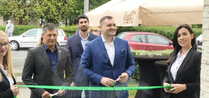 Foto/VIDEO: Deschiderea oficială a Clinicii Dentare Dr.Leahu Turda