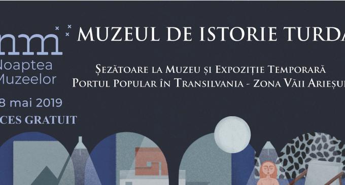Noaptea Muzeelor la Muzeul de Istorie Turda – ACCES GRATUIT