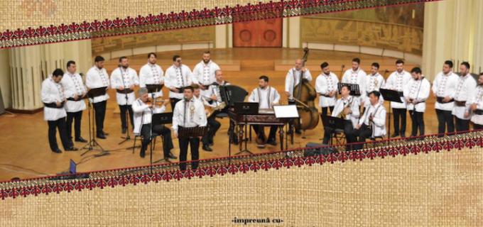 Cea mai apreciată, spectaculoasă și premiată corală bărbătească din Balcani vine în concert la Câmpia Turzii