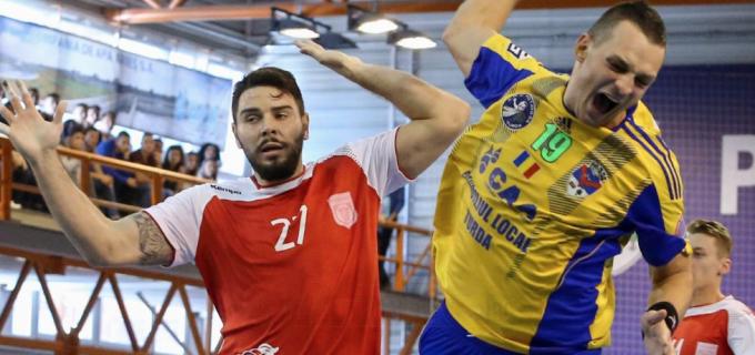 10 echipe românești, în Cupele Europene de handbal