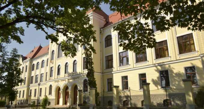 Colegiul Național Mihai Viteazul Turda prezintă oferta educațională pentru anul școlar 2020-2021