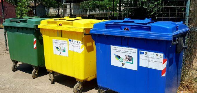 Schimbare de paradigmă în procesul de colectare a deșeurilor din Câmpia Turzii