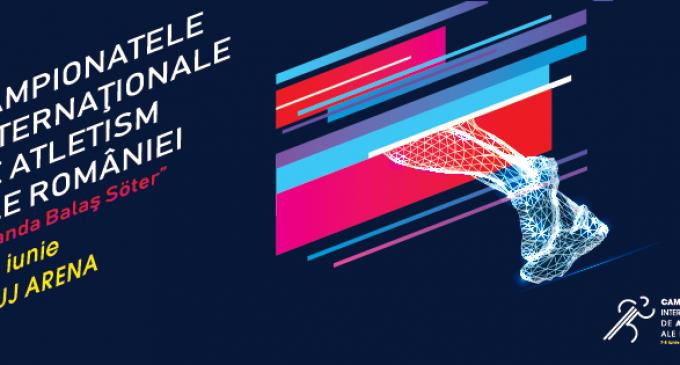 Cluj Arena va găzdui în acest week-end cea mai longevivă şi cunoscută competiție de atletism a României – Campionatele Internaționale de Atletism
