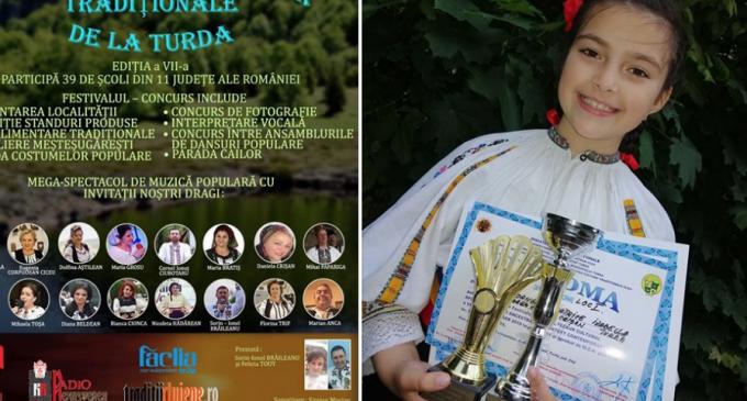 Beatrice Simioana, două Premii I la Festivalul bunătăților tradiționale de la Turda