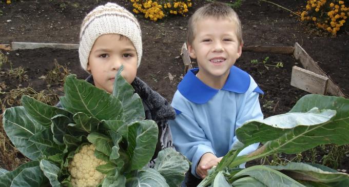 Nou proiect Slow Food Turda | Viața în grădina verde – Grădinescu Câmpia Turzii