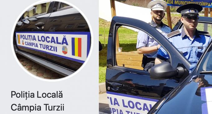 Începând de astăzi Poliția Locală a Municipiului Câmpia Turzii are pagina de Facebook