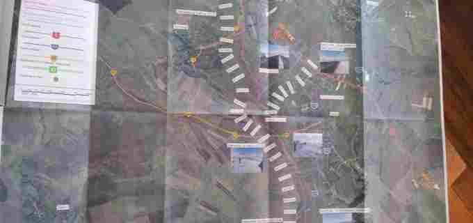 Drumul Expres care va lega centura Cluj-Est de Autostrada A3(Turda) a fost scos la licitație