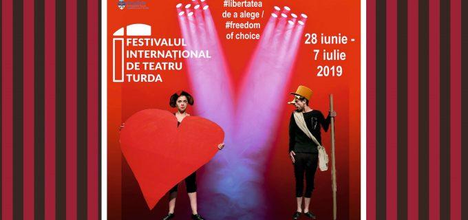 Festivalul International de Teatru Turda – programul zilei: vineri, 5 iulie 2019