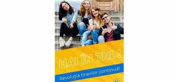 """PNL Turda: Hai în TNL, organizația în care nu trebuie să fii """"yesman"""" ca să promovezi"""