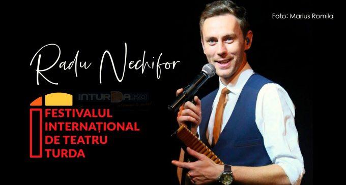 Radu Nechifor revine la Turda în cadrul FITT 2019
