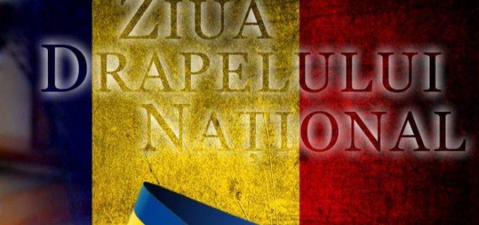 Programul ceremonialului militar dedicat Zilei Drapelului Național al României