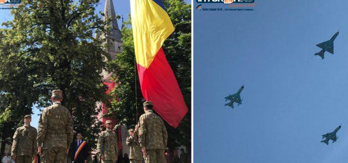 Ziua Drapelului Naţional al României. Vezi aici programul ceremonialului militar – religios
