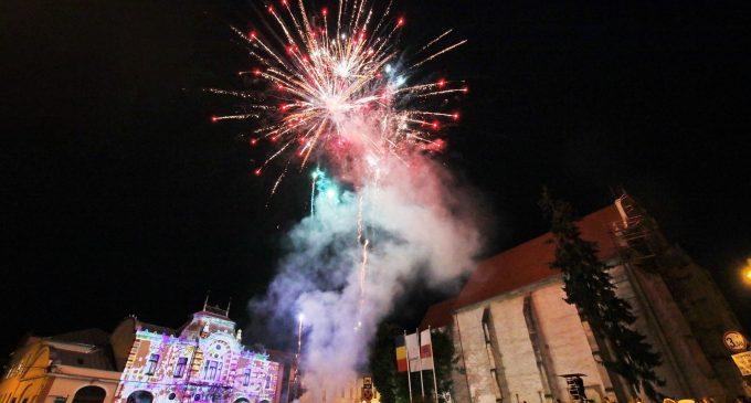Matei Cristian: Felicitări întregii echipe a Teatrului Aureliu Manea pentru organizarea impecabilă a Festivalului Internațional de Teatru Turda!