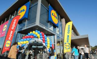 Deschide LIDL un nou magazin la Turda? Lidl: Vom menţine un ritm alert al expansiunii