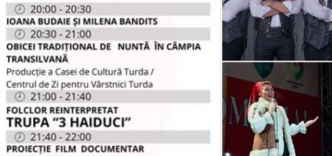 """Ziua 2 Festivalul de folclor """"În grădina dorului"""" – SÂMBĂTĂ – 27 iulie 2019"""