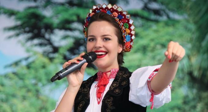 Foto/VIDEO: Prima zi a Festivalului de Folclor în Grădina Dorului