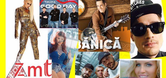 Vezi AICI lista cu cei mai importanți artiști care vor concerta la Zilele Turzii 2019