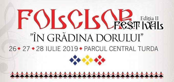 """Festivalul de Folclor """"În grădina dorului"""" – ediția a II-a"""