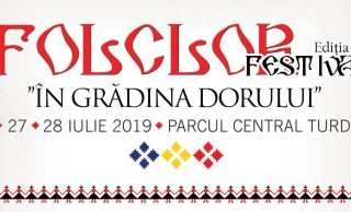 """Festivalul de Folclor """"În grădina dorului"""" – ediția a II-a, 26-28 iulie"""