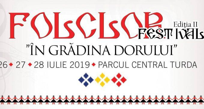 """În acest weekend la Turda: Festivalul de Folclor """"În grădina dorului"""", ediția a II-a"""