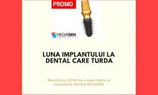 Beneficiaza ACUM de super oferta Dental Care Turda la implanturile dentare (P)